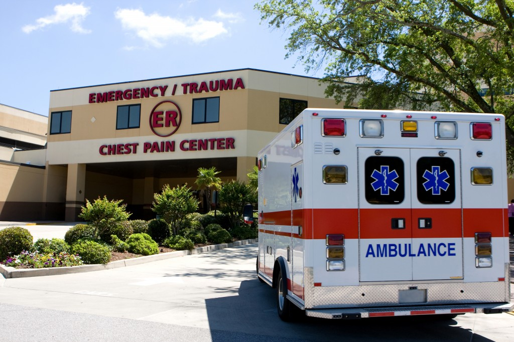 How Much Is A Typical Emergency Room Visit